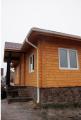 Дома панельные деревянные, заказать строительство деревянного дома под ключ