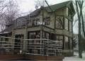 Дома деревянные финские, строительство домов под ключ, Киев