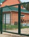 Ворота металличесикие
