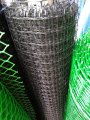 Netting made of polyethylene, plastics, rubber