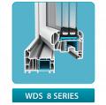 Окна металлопластиковые WDS - 8 SERIES - 6-камерная профильная система
