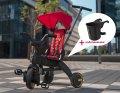 Детский трехколесный многофункциональный велосипед Liki Trike S3DoonaDN530-99-031-025 + подстаканник