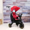Детский трехколесный велосипед Doona LIKI S5 5w1 с подстаканником DN550-99-031-025с