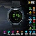 M-Tac часы тактические мультифункциональные Black