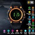 Часы тактические M-Tac Adventure Black/Orange