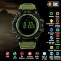 Часы тактические M-Tac Adventure Black/Olive