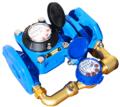 Счетчик воды комбинированный MWN/JS-100/2,5-S Dn100 (ХВ)