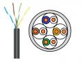Витая пара наружной прокладки Ok-net КПП-ВП 4*2*0,51 UTP-5e