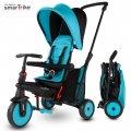 Складной велосипед 6 в 1 Folding Trike STR 3 Smart Trike синий STR5021833