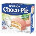 Чокопай Пирожное Orion ChocoPie Yogurt 12 шт / 360 г (Вьетнам)