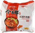 Китайская лапша рамэн быстрого приготовления Говядина c овощами . JML INSTANT NOODLE 109г