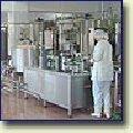 Линия производства твердых сыров. Производительность 10.000 л/смена.