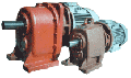 Мотор-редукторы типов 1МЦ2С-63, 1МЦ2С-80, 1МЦ2С-100,1МЦ2С-125