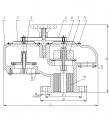 Клапан дихальний СМДК-150