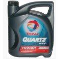 Синтетическое моторное масло Total Quartz 7000 Diesel 10W-40 5л