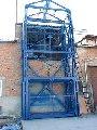 Подъемник складской грузовой