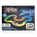 Гоночный трек Magic Tracks 166 деталей (Волшебная трасса) 8002