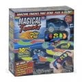 Автотрек Magic Track на радиоуправлении, 220 деталей 18279B