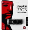 Флеш накопитель USB 32Gb Kingston DT101 (Красная)
