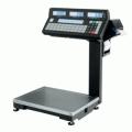 Торговые весы с печатью этикеток МАССА-К ВПМ - Т