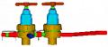 Редукторы газовые (азотные, водородные, кислородные)