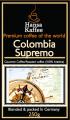 Кава арабика, Кава зерновий Colombia Supremo / Колумбія суприм
