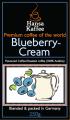 Кава в зернах, Кава зерновий ароматизований Blueberry-Cream / Чорниця з вершками