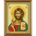 Вышивка бисером икон - Нова Слобода - Икона Христа Спасителя