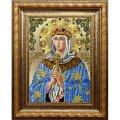 Вышивка бисером икон - ТМ Вышиваем бисером - Икона Святая Ольга А-7