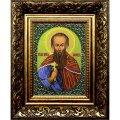 Вышивка бисером икон - ТМ Вышиваем бисером - Икона Св. Леонид L-116