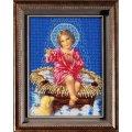 Вышивка бисером икон - Кроше - Икона Свет Вифлеемской звезды