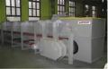 Питатель УСМ 20  для объемного дозирования и подачи из бункеров сырьевых материалов путем регулирования скорости перемещения ленты, а также с помощью шибера