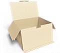 Купить бумажную тару. срочно нужна картонная упаковка?
