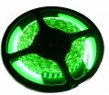 Лента светодиодная зеленая CR-SMD3528-120-9,6Вт/м