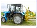 Машины дождевальные -дождеватели фронтальные навесные- производство под заказ для всех регионов Украины.