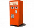 Автомат по продаже очищеной воды