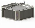 Пластинчатые канальные теплоутилизаторы Канал-ПКТ. Теплоутилизаторы
