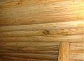Горбыль хвойных пород дерева (сосна)