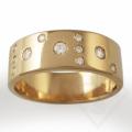 Wedding rings from tsirkona