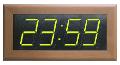 Часы светодиодные электронные GRAN-CLOCK-I125G7