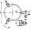 Коромысло трехлучевое ЗКЛ-21-3