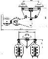 Зажим поддерживающий 2П6Р-30-1