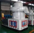 The equipment for production fuel pellet under the order from China.