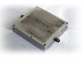 The microwave oven amplifier low-noise with the switching H-range devices