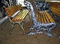 Скамейки,лавки,художественное литье из чугуна