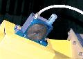 Пневматичні вібратори роликового або кулькового типу застосовуються як струшуючого пристрою для виключення залипания або зависання дозируемого матеріалу.