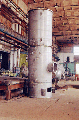 Спиртовые колонны с многоколпачковыми или ситчатыми тарелками (в том числе разгонные, эпюрационные, сивушные, окончательной очистки).