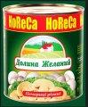 Консервированные шампиньоны в жестяных банках по 3 кг ТМ Долина желаний. оптом в Киеве