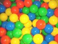 Balls for dry pools