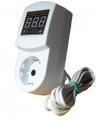 Терморегулятор MTR 22 16А (-55..+125) цифровой, контактный для инкубатора и бытовых приборов, бытового назначения. Киев